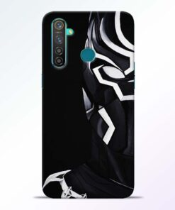 Black Panther Realme 5 Pro Mobile Cover