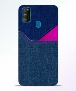 Blue Jeans Samsung Galaxy M30s Mobile Cover