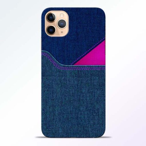 Blue Jeans iPhone 11 Pro Mobile Cover - CoversGap