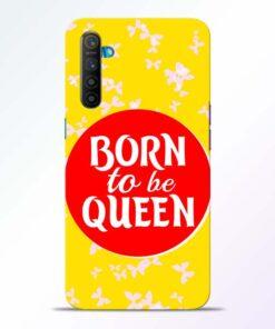 Born Queen Realme XT Mobile Cover