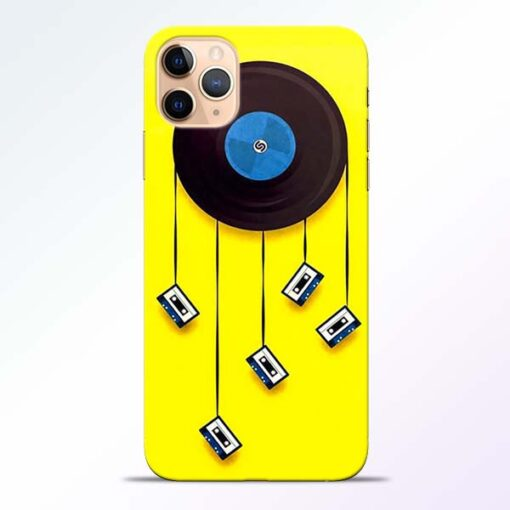 Cassette Tape iPhone 11 Pro Mobile Cover - CoversGap