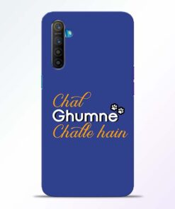 Chal Ghumne Realme XT Mobile Cover