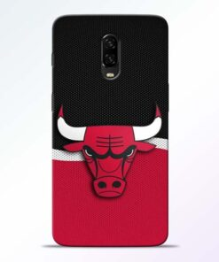 Chicago Bull Oneplus 6T Mobile Cover