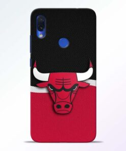 Chicago Bull Redmi Note 7s Mobile Cover - CoversGap