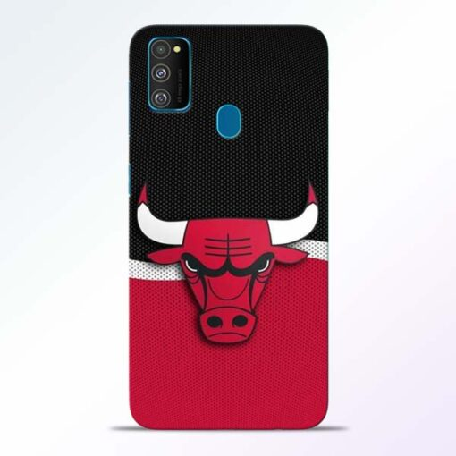 Chicago Bull Samsung Galaxy M30s Mobile Cover