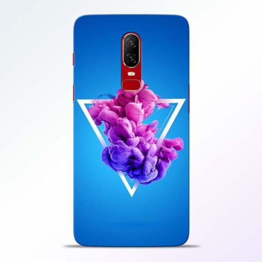 Colour Art Oneplus 6 Mobile Cover