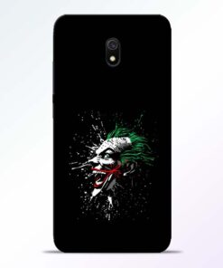 Crazy Joker Redmi 8A Mobile Cover