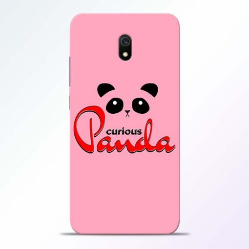Curious Panda Redmi 8A Mobile Cover