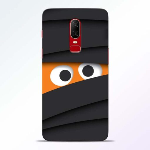 Cute Eye Oneplus 6 Mobile Cover