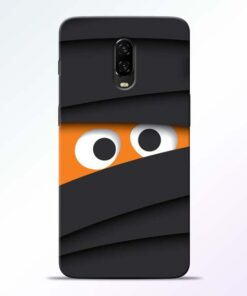 Cute Eye Oneplus 6T Mobile Cover