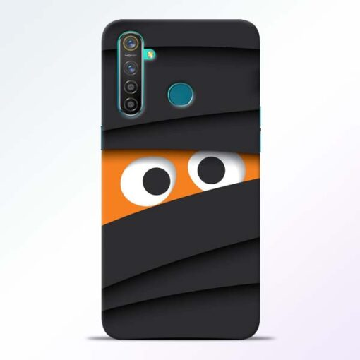 Cute Eye Realme 5 Pro Mobile Cover
