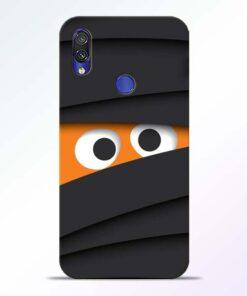 Cute Eye Redmi Note 7 Pro Mobile Cover - CoversGap