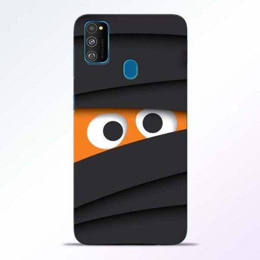 Cute Eye Samsung Galaxy M30s Mobile Cover