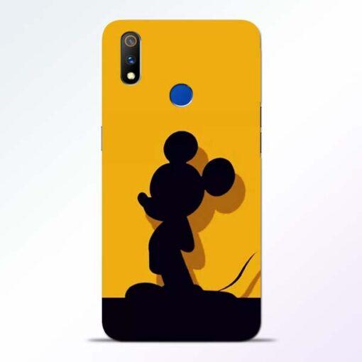 Cute Mickey Realme 3 Pro Mobile Cover