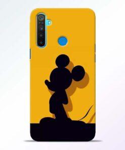 Cute Mickey Realme 5 Mobile Cover