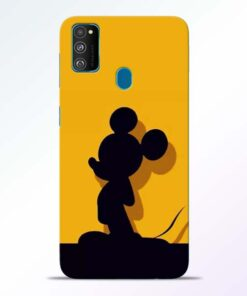 Cute Mickey Samsung Galaxy M30s Mobile Cover