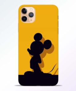 Cute Mickey iPhone 11 Pro Mobile Cover - CoversGap