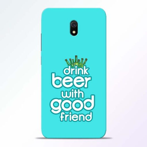 Drink Beer Redmi 8A Mobile Cover