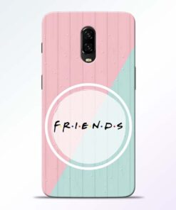 Friends Oneplus 6T Mobile Cover