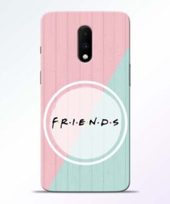 Friends Oneplus 7 Mobile Cover