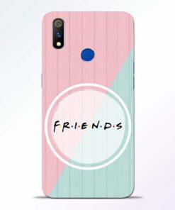 Friends Realme 3 Pro Mobile Cover