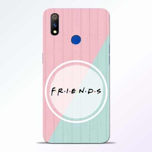 Friends Realme 3 Pro Mobile Cover