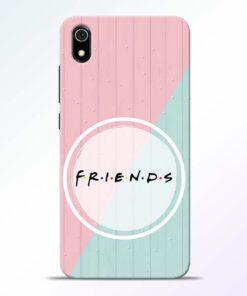Friends Redmi 7A Mobile Cover - CoversGap