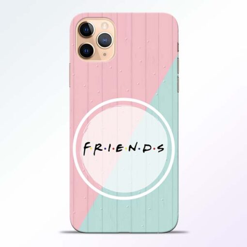 Friends iPhone 11 Pro Mobile Cover - CoversGap