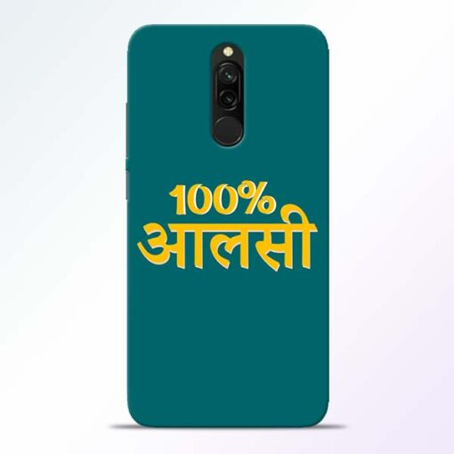 Full Aalsi Redmi 8 Mobile Cover