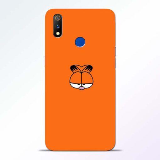 Garfield Cat Realme 3 Pro Mobile Cover