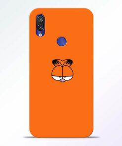 Garfield Cat Redmi Note 7 Pro Mobile Cover - CoversGap