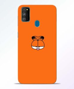 Garfield Cat Samsung Galaxy M30s Mobile Cover