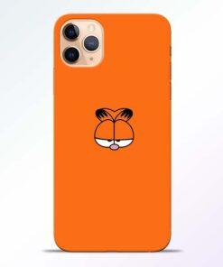 Garfield Cat iPhone 11 Pro Mobile Cover - CoversGap
