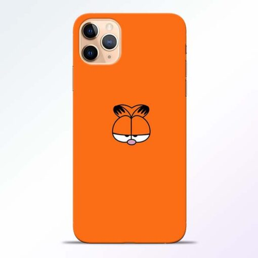 Garfield Cat iPhone 11 Pro Mobile Cover - CoversGap