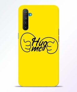 Hug Me Hand Realme XT Mobile Cover