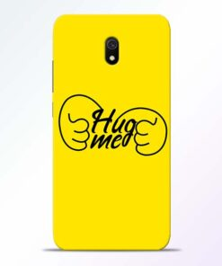Hug Me Hand Redmi 8A Mobile Cover