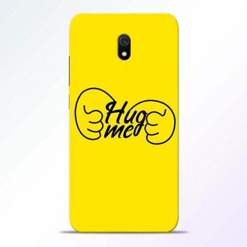 Hug Me Hand Redmi 8A Mobile Cover