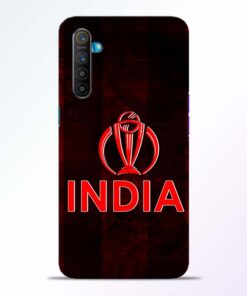 India Worldcup Realme XT Mobile Cover