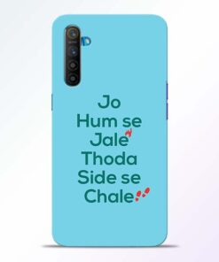 Jo Humse Jale Realme XT Mobile Cover