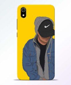 Kakashi Boy Redmi 7A Mobile Cover - CoversGap