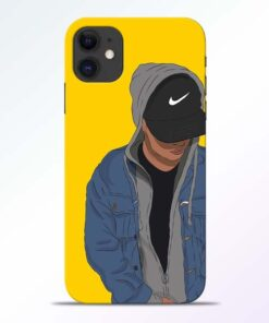 Kakashi Boy iPhone 11 Mobile Cover - CoversGap