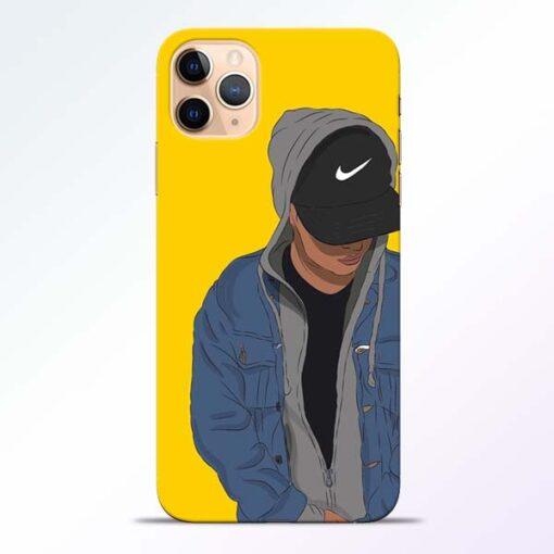 Kakashi Boy iPhone 11 Pro Mobile Cover - CoversGap