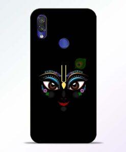 Krishna Design Redmi Note 7 Pro Mobile Cover - CoversGap