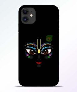 Krishna Design iPhone 11 Mobile Cover - CoversGap