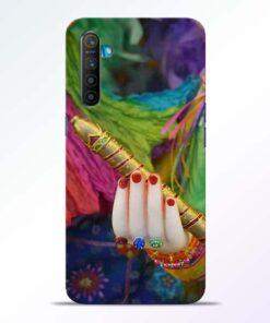 Krishna Hand RealMe XT Mobile Cover