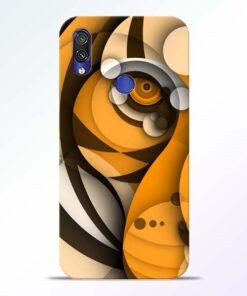 Lion Art Redmi Note 7 Pro Mobile Cover - CoversGap