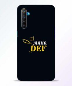 Mahadev Eyes Realme XT Mobile Cover