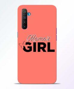 Mama Girl Realme XT Mobile Cover