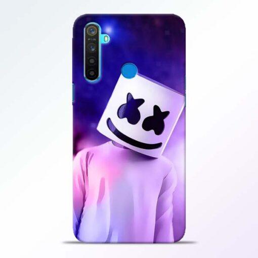 Marshmello Realme 5 Mobile Cover