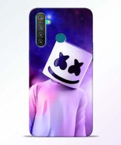 Marshmello Realme 5 Pro Mobile Cover